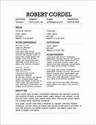 12 Resume Templates For Microsoft Word Free Download Primer Resume Template On Pinterest In Functional Resume Template Word Template Dot Org One Of The Best Places To Download Free Word Resume Resume Template 3