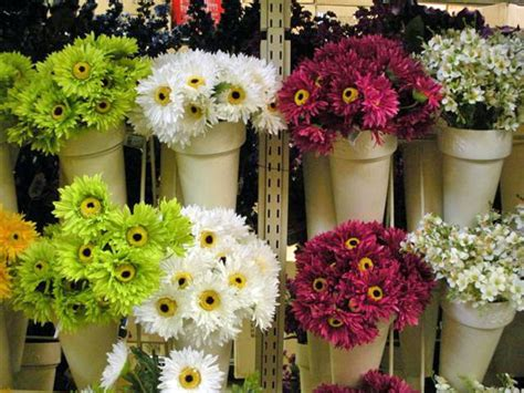 saleplace silk flowers  dallas fort worth texas