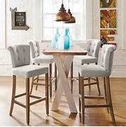Should Your Bar Stools Match Your Dining Chairs by Brushed Nickel Bar Stools Foter
