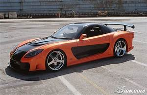 Mazda RX-7 Fast And Furious Body Kit - image #205