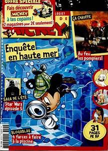 Le Journal De Mickey Abonnement : le journal de mickey n 3295 abonnement le journal de mickey abonnement magazine par ~ Maxctalentgroup.com Avis de Voitures