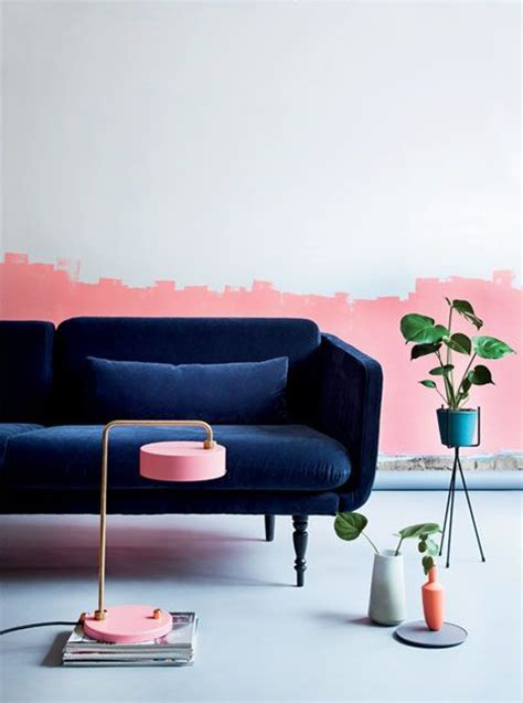 chic  painted walls