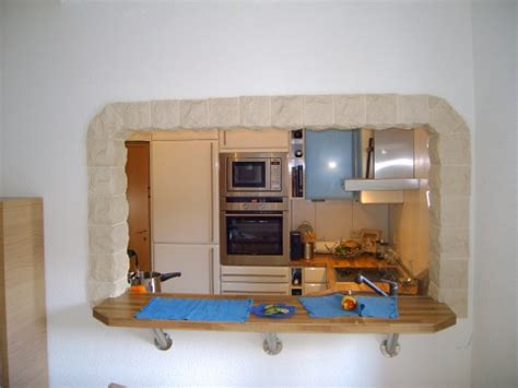 Updated Kitchens Ideas - single word requests is there a more fancy name for a quot kitchen hole quot english language