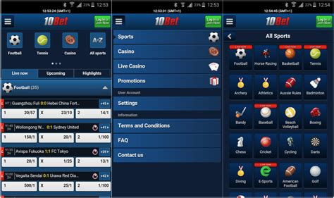 10bet Mobile by 10bet Sportsbook Review Best Betting Uk