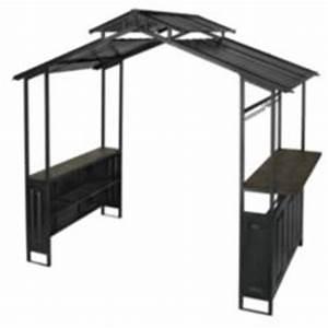 Abri Pour Barbecue Exterieur : abri pour barbecue for living avec comptoirs canadian tire ~ Premium-room.com Idées de Décoration