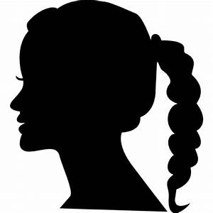 Female head Icons | Free Download