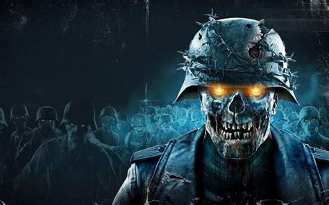 4k zombie army trilogy poster games dead war wallpapers 8k hd ultra desktop
