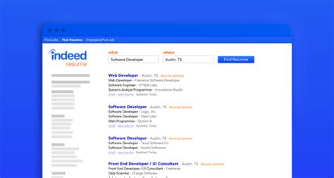 Indeed Resume by How To Use Indeed Resume To Find Great Candidates Indeed