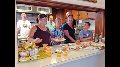 st vincent de paul society soup kitchen august  youtube