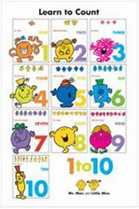MR MEN POSTER, LITTLE MISS POSTERS, Calendar Toy Action ...