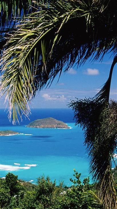 Smartphone Beach Wallpapers Island Backgrounds Getphotos Nature