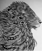 Lion Tattoo Tum...