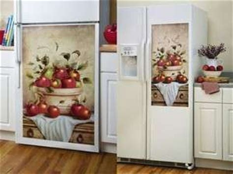 apple kitchen decor red apple refrigerator magnet