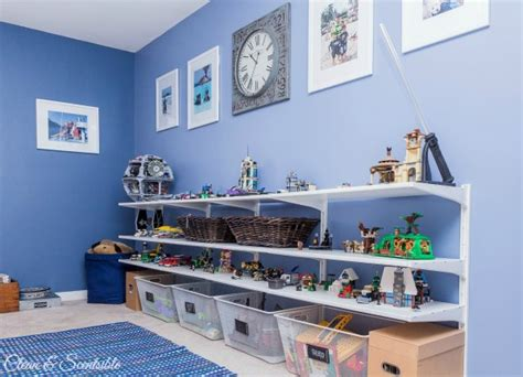 How To Organize Kids' Bedrooms {august Hod}-clean And