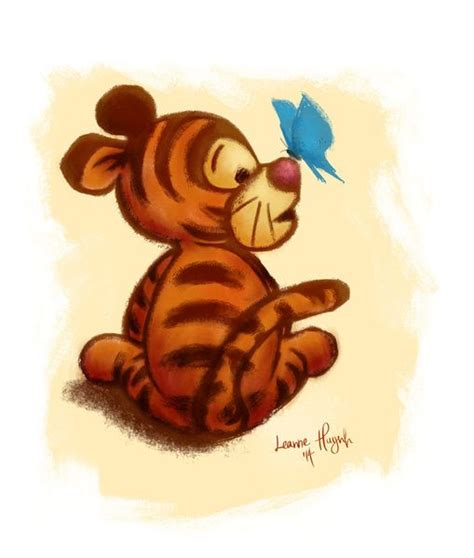 Pooh Tattoo Designs winnie  pooh baby tigger art illustration print 509 x 600 · jpeg