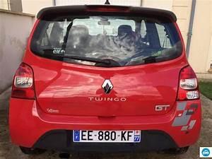Offre Renault Twingo : achat renault twingo ii gt 2010 d 39 occasion pas cher 5 900 ~ Medecine-chirurgie-esthetiques.com Avis de Voitures