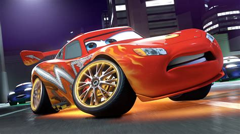 Cars The Movie Images