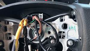 2015 Toyota Corolla Steering Wheel Replacing