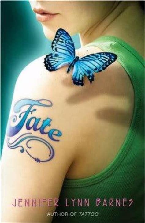 fate tattoo   jennifer lynn barnes reviews