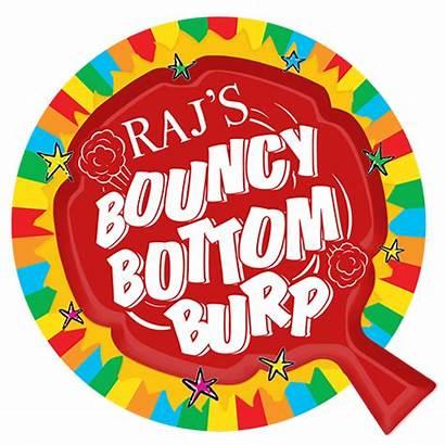 Burp Bottom Bouncy Raj Park Alton Towers