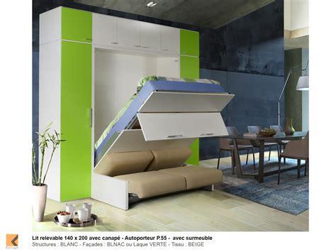 image of armoire lit relevable autoporteur kétiam vente meuble gain de