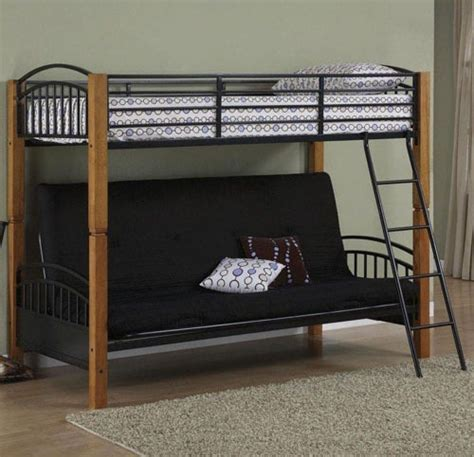 Bunk Beds With Couches Underneath by Sofa Bunk Bed Combo Space Savers Bed Sofa