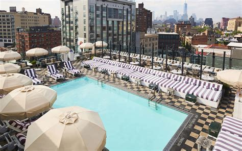 Soho House New York by Soho House New York Hotel Review United States