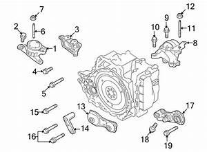 Ford Taurus Bolt  Mount  Bracket