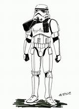 Stormtrooper Coloring Trooper Wars Drawing Scout Storm Printable Template Troopers Sheet Lego Clone Clipart Ink Inky Sketch Azcoloring Printables Templates sketch template