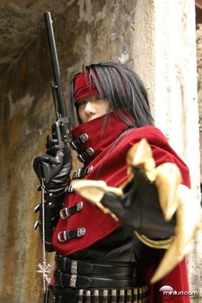 melhores cosplayers final fantasy vii  minilua