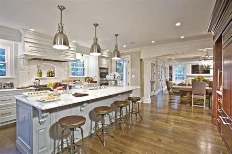 aged kitchen cabinets kitchen island traditional kitchen new york by 1183