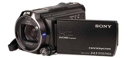 sony hdr cx760v review reviewed camcorders