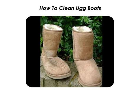 how to clean uggs how to clean knit uggs at home