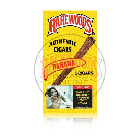 Rarewoods Banana Cigars Buds Gun Shop Green Xanax