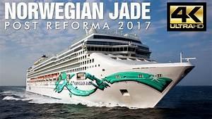 Norwegian Jade 2017 Tour