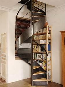 Escalier En Colimaçon : choisir l 39 escalier d 39 une mezzanine l 39 art de l 39 escalier ~ Mglfilm.com Idées de Décoration