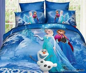Wholesale Bed In A Bag - Buy Frozen 3D Cartoon Kids ...