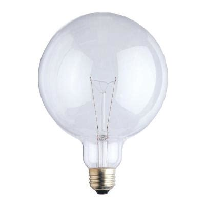 40 watt incandescent bulb westinghouse g40 40 watt medium base incandescent l 3907