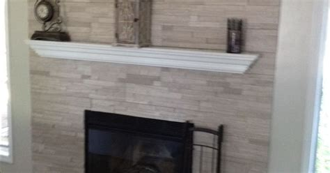 stack stone fascia updated  plain wall