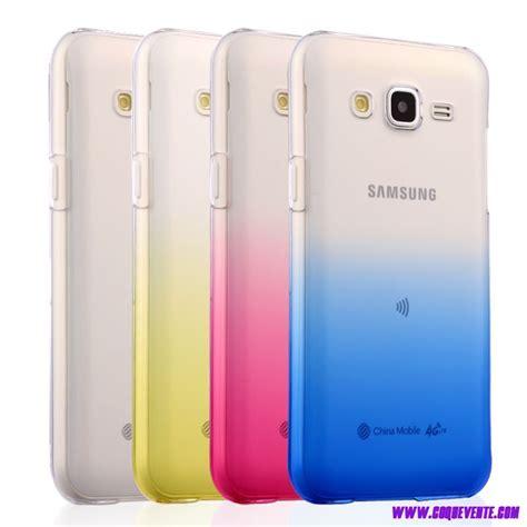 coque samsung j5 samsung galaxy j5 d 233 grad 233 de couleur coque en silicone