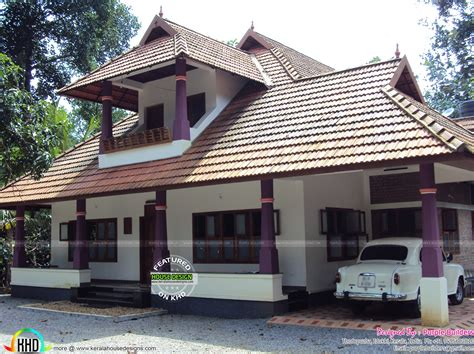 designer house plans work completed nalukettu house kerala home design and