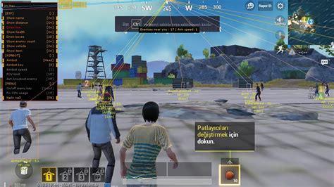 pubg mobile hack aimbot wallhack esp vip menue