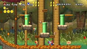 Newer Super Mario Bros Wii World A Youtube