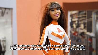 Popular Barbie Gifs Tease Amanda