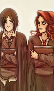What If Severus Snape Married Lily Evans? ~Part 2~ 💕 ...