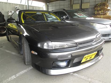 electronic stability control 1995 nissan 240sx on board diagnostic system nissan silvia qs 1995 gun m 94 758 km details japanese used cars goo net exchange