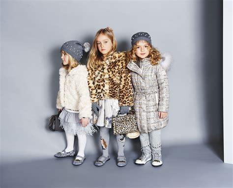 monnalisa fall winter  monnalisa kidswear girls