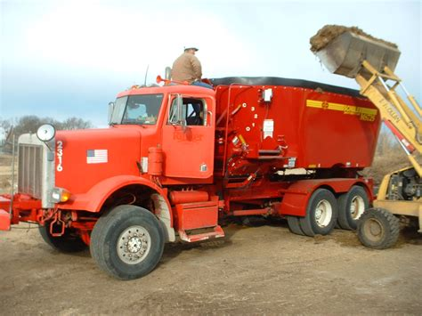 Truck Mounted Feed Mixers