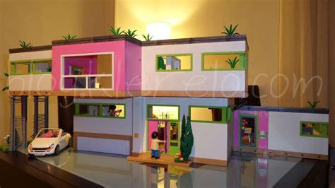 acheter cuisine en allemagne nouveautés playmobil 2014 villa moderne luxusvilla