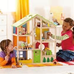 Hape All Season Furnished Doll House, my little green shop
